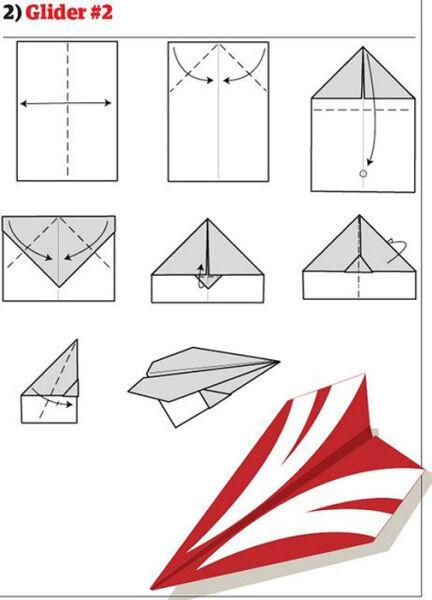 一 紙 作り方 飛ぶ の 世界 飛行機 よく飛ぶ紙飛行機の折り方&検証!ギネス記録の実力やいかに