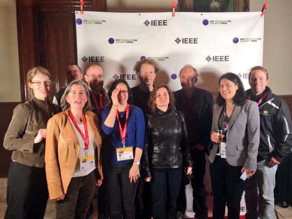 #NPRWIT to my left in the photo is Tim Berners Lee, who invented the World Wide Web.met him at SXSW last night http://t.co/hsW4fNyxOU