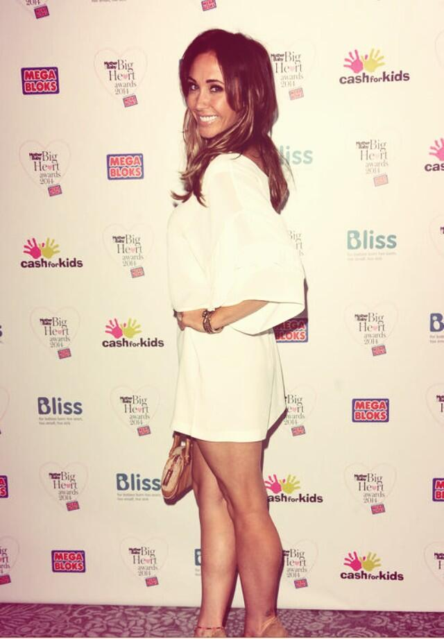Had the best time @MotherAndBaby #bigheart awards....amazing people with seriously Big Hearts!!!! #inspired http://t.co/dG8dpWAErg