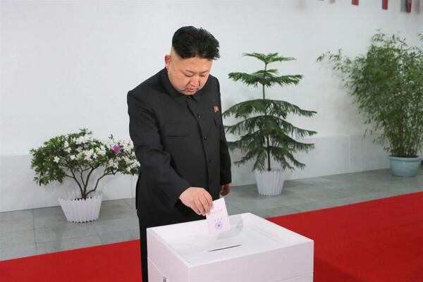 Maduro en el 2019 RT @NBCNews: Kim Jong Un wins 100% of votes in North Korea election http://t.co/ned4q0r1Up http://t.co/2j9Q4XvkHH