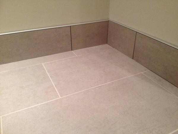 Baseboards Without Cove Schluter