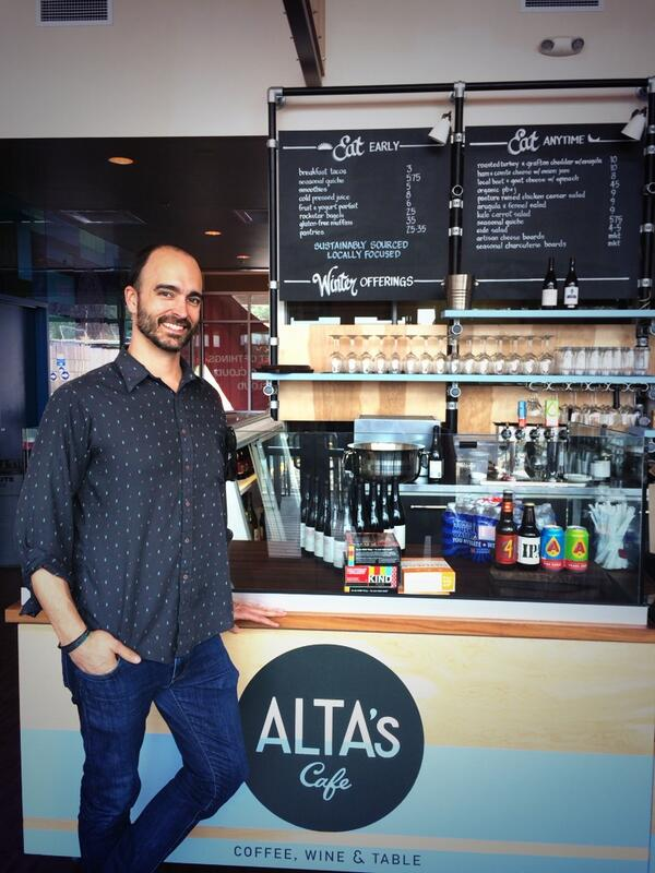 Pleasure to meet the owner of @AltasCafe Beautiful space, beautiful views, beautiful people #Austin #SXSW http://t.co/muLEQF27Ok