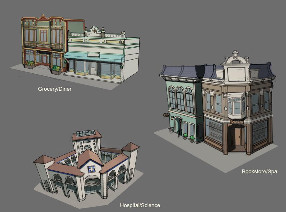 [Imagen]Arte conceptual Los Sims 3 Vaya Fauna BiYzMNzCYAA0-EM