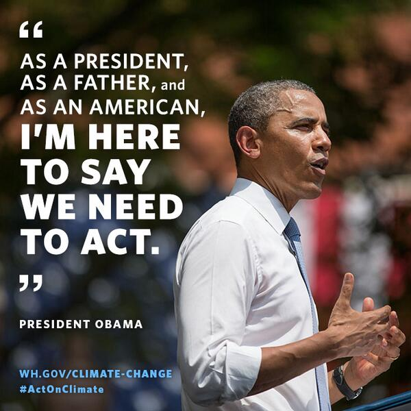 RT if you agree: For the sake of our kids & the future of our planet, it's time to #ActOnClimate change. #Up4Climate http://t.co/wCJHkCMtXV