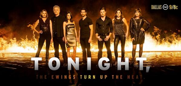 #DALLAS fans unite!!! All new episode of @Dallas_TNT tonight at 9/8c. @tntweknowdrama http://t.co/v7gf2KAF4a