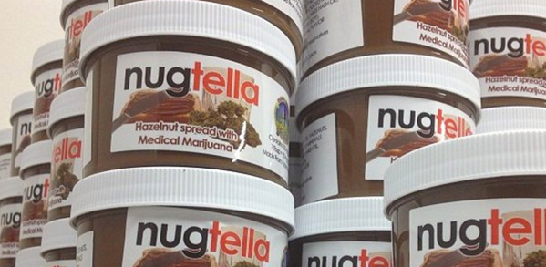 En Californie, on peut acheter du Nutella au Cannabis. http://t.co/0CyN6lt9Jq