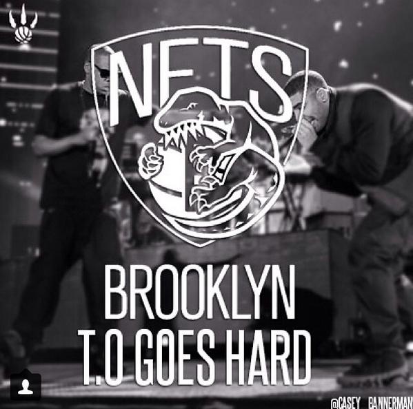 No sleep till Brooklyn. #RTZ http://t.co/Nk02CHg5Il