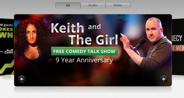 Big thanks to @iTunes for featuring our podcast! http://t.co/vY5MacADwr