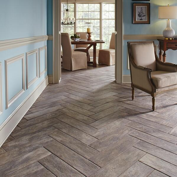 The home depot on twitter trend alert porcelain tiles that look like wood Ceramic tile that looks like wood flooring