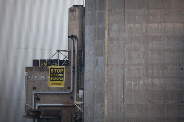 #action #fessenheim première image : Stop Risking Europe ! #TheEnd http://t.co/rk441MvLDT