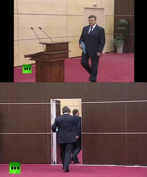 Полный текст заявления Януковича