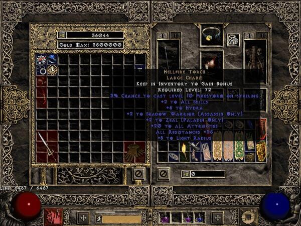 diablo 1 hellfire mods