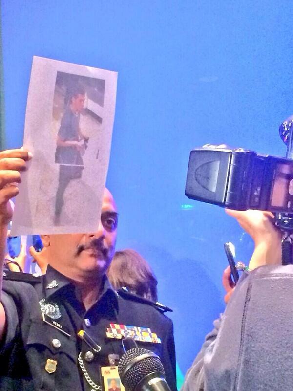 Difunden foto del iraní que viajaba con pasaporte robado en avión de Malasya Airlines #MH370 vía @mkalinowskaa http://t.co/1yKBc0WBhx