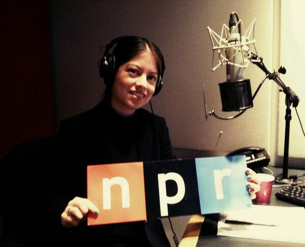 Joined @gogoDanae & Michel on @TellMeMoreNPR today! Discussed women & #poc #treps, investing, #crowdfunding. #NPRWIT http://t.co/zAPWbFpXh1