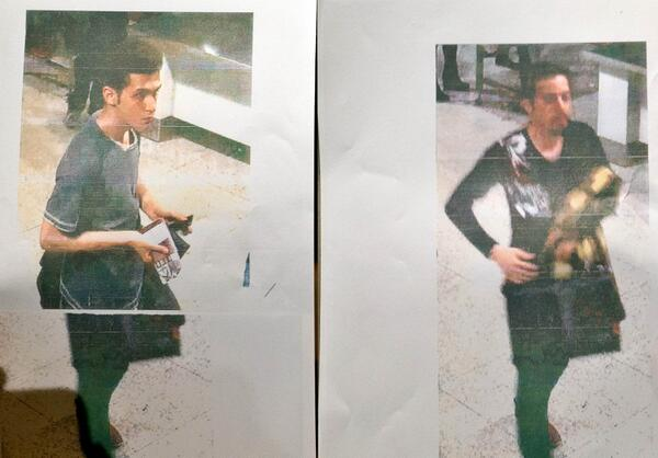 Delavar Seyed Mohammad Reza other Iranian with fake passport aboard Malaysia Airlines Flight MH370
