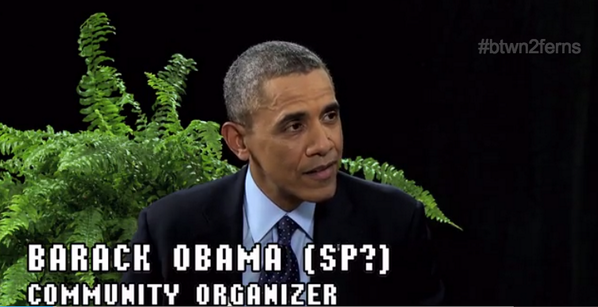 "President Obama appeared on ""Between Two Ferns"" and it's hilarious http://t.co/UWOs8oAO9T http://t.co/7LS37rjUzs"