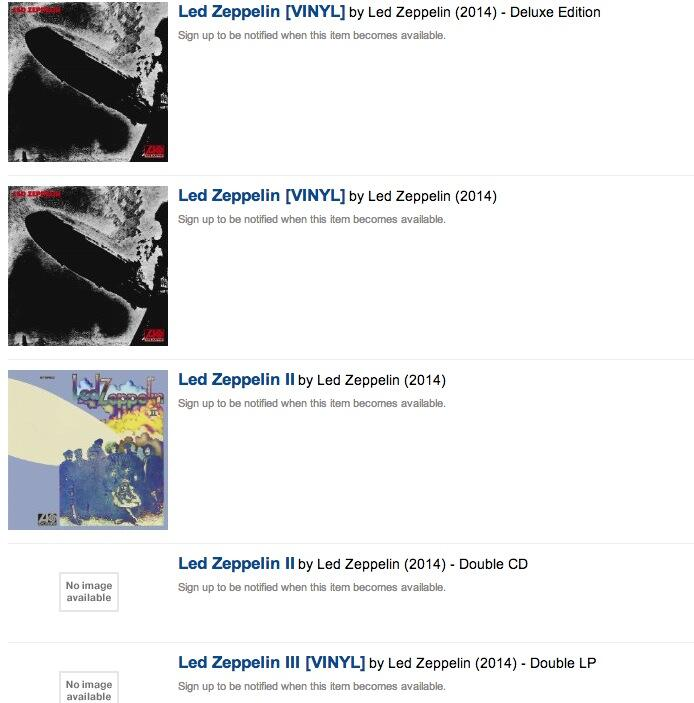 Led Zeppelin Page 2