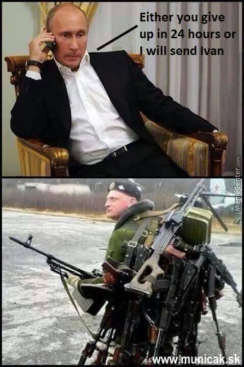 Roose Bolton Putin
