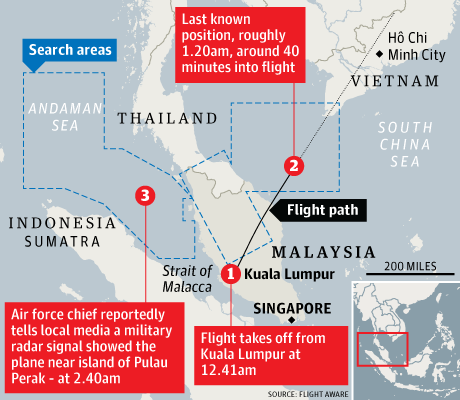 MISSING MH370: Fishermen find life raft near PD