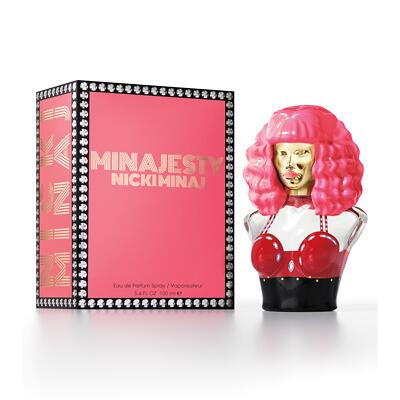 We have 2x 100ml bottles of Nikki Minaj Minajesty to give away! Follow & RT to be in with a chance of winning! http://t.co/fqGLggbXax