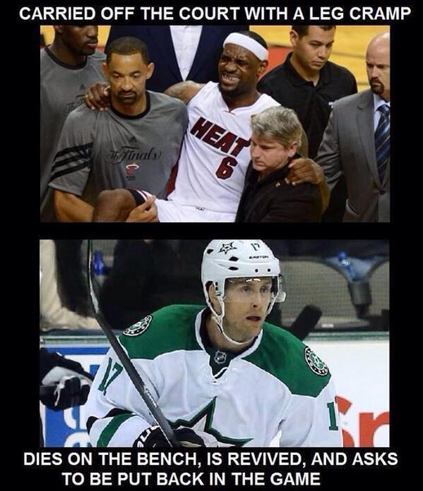 NBA vs NHL http://t.co/r7Hx08EEvq