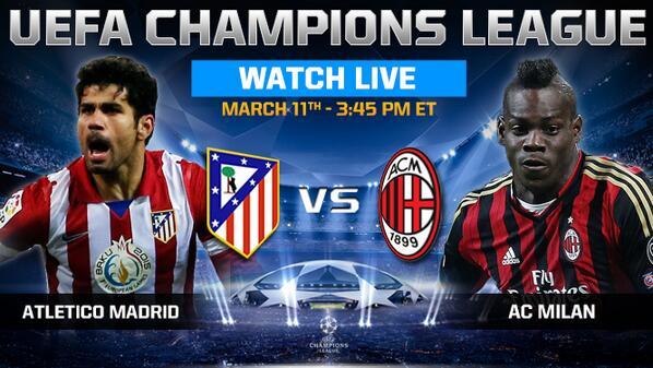 Image Result For Vivo Arsenal Vs Ac Milan En Vivo Uefa Champions League