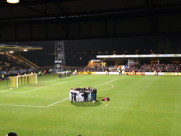 Together We Are Luton Town. #COYH http://t.co/aC2RYNJZCi