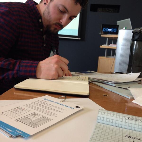 @joshuagoodell hard at work. #UXBCKiva #fb http://t.co/yZNMthPnQw
