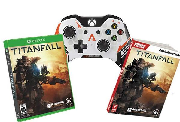 #Titanfall lands Mar 11! http://t.co/5skurj8qe3   Retweet for a chance to win this #SwagBag! #TitanfallCountdown http://t.co/beAkxuQn8W