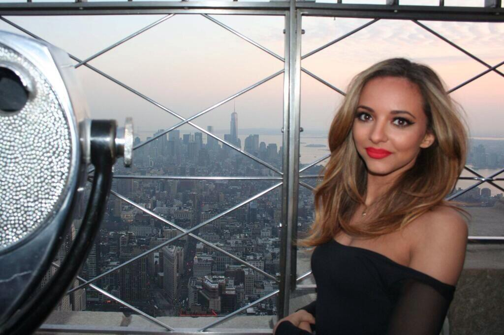 Had an INCREDIBLE evening at the @EmpireStateBldg so stunning felt on top of the world!Thanks for having me :) xjadex http://t.co/0inWRYvsmz