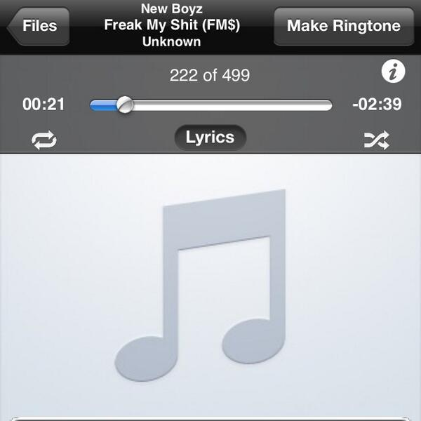 Thank u RT @Tatybooboo13: #FM$ @NewBoyz this song though