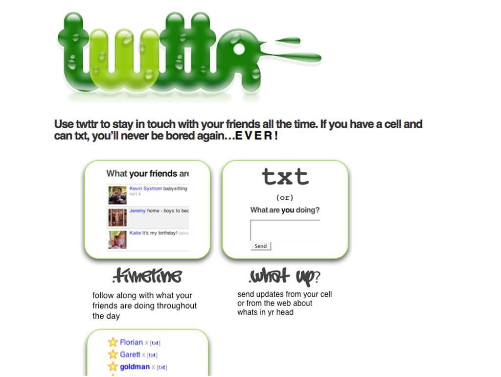Happy birthday to the internet - turning 25 today! This is what Twitter used to look like http://t.co/Y497SZNedI #smlondon