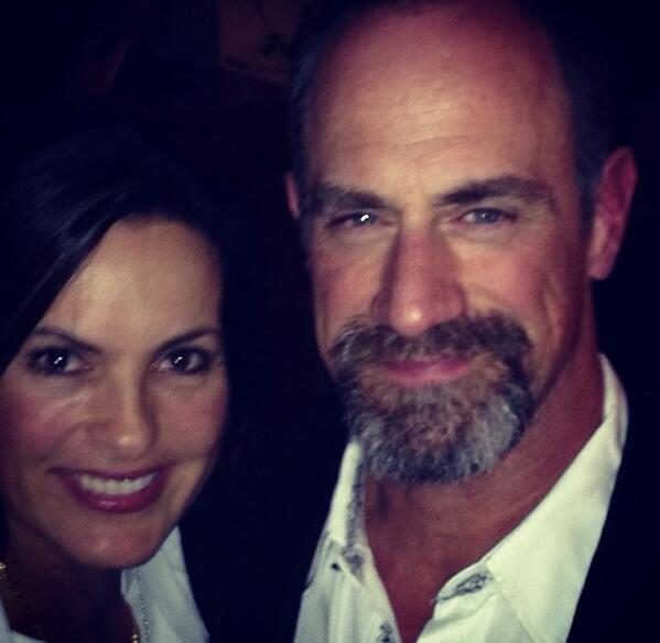 Stabler and Benson forever! See 11 costar reunions that'll warm your heart: http://t.co/eeMq0a7P1P http://t.co/RvkJCbyCNG