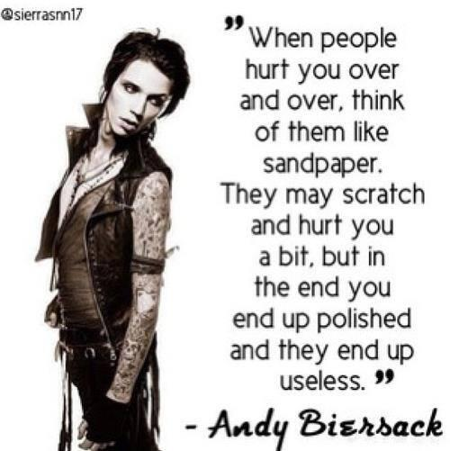 andy biersack quotes - 607×614