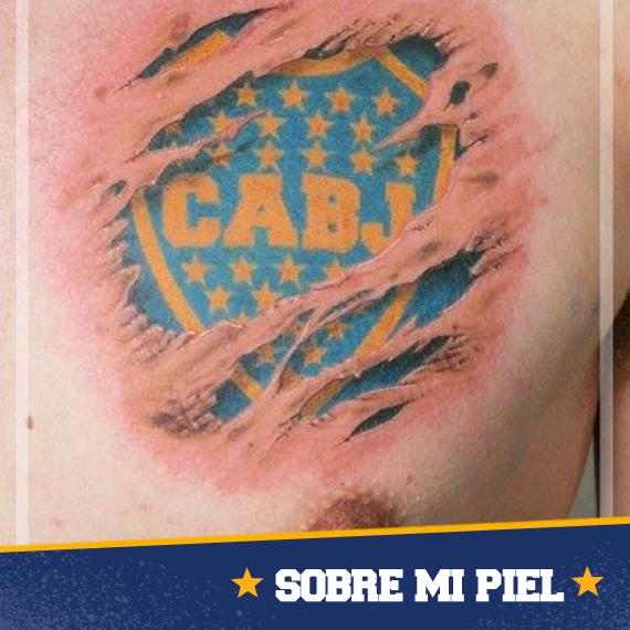 Boca Jrs Oficial On Twitter Sobremipiel Cris De Villa Madero