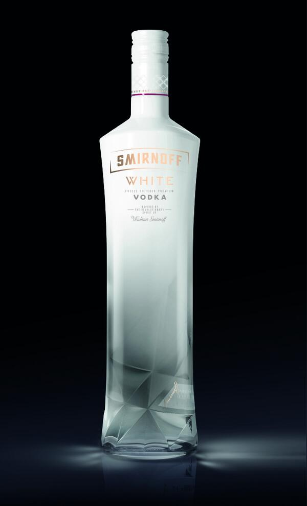 Diageo announces the launch of Smirnoff White, a pioneering super-premium vodka, available in travel retail from July http://t.co/7yo6wJ0bnY