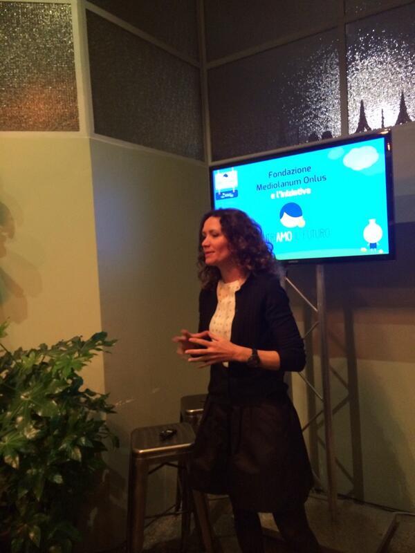Un progetto di @FondazioneMed finanzia 250.000 euro per progetti di Onlus dedicati all'infanzia #nutriamoilfuturo. http://t.co/kr3OfCCbOL