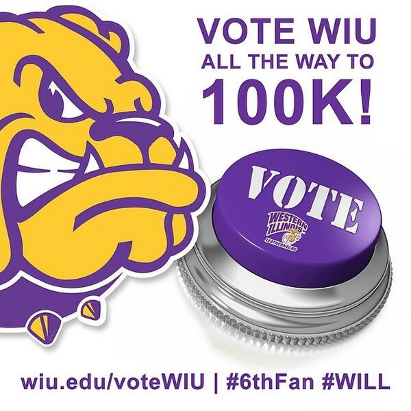 Don't slow down #leathernecks! #6thFan #WILL Keep voting! http://t.co/pufHy1QYFI