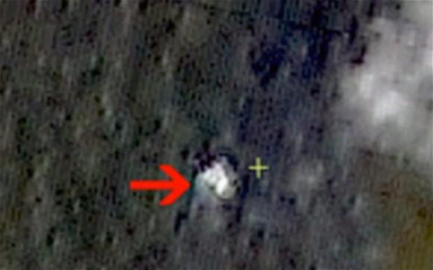 Kiinalainen satelliittikuva