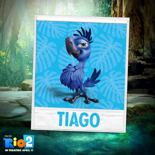 Tiago Rio 2 rio on twi...