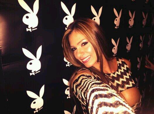 Una noche divertida en el cocktail de  @Playboy_Arg http://t.co/2tivcYRDLm