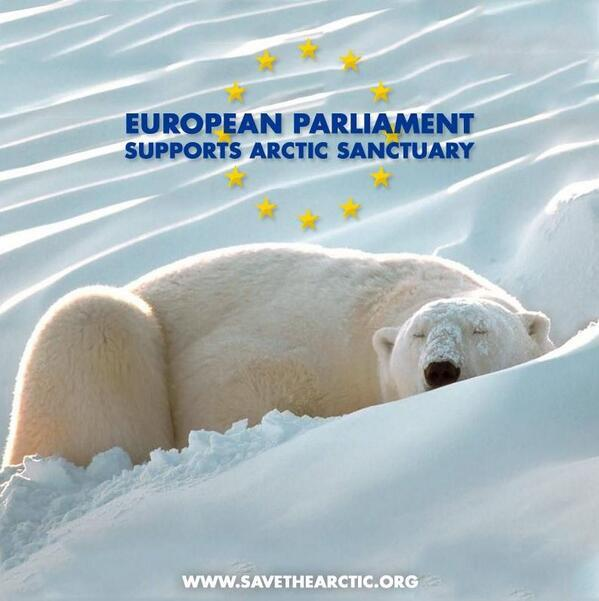Twitter / GreenpeaceAustP: The European Parliament have ...
