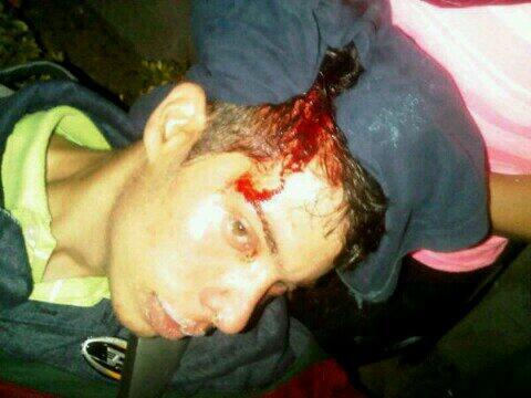 """""""@notiwebon: DESCONOCEMOS EL PARADERO DE JAVIER LUPICA, HERIDO EN SAN JACINTO HACE MINUTOS http://t.co/IOQiOGS54i"""""""