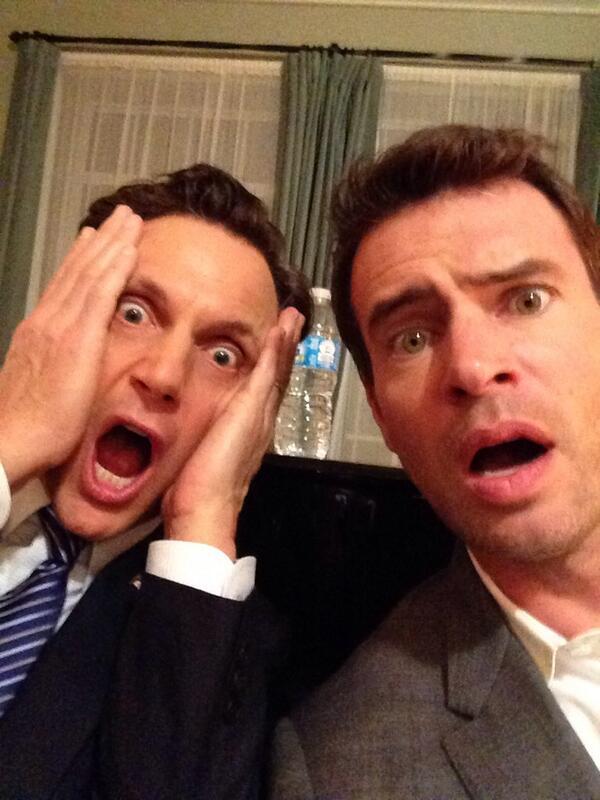 Our reaction after reading the season finale. @tonygoldwyn #scandal http://t.co/lkDZpvSxdB