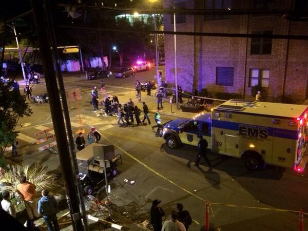 Fourth Victim Dies Following Car Crash At SXSW