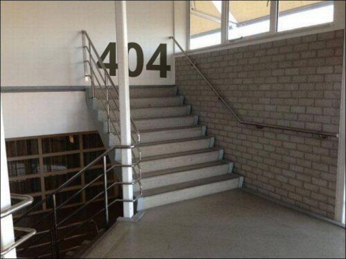 bis : l'erreur 404 dans la vraie vie... http://t.co/jpfZOID1zl