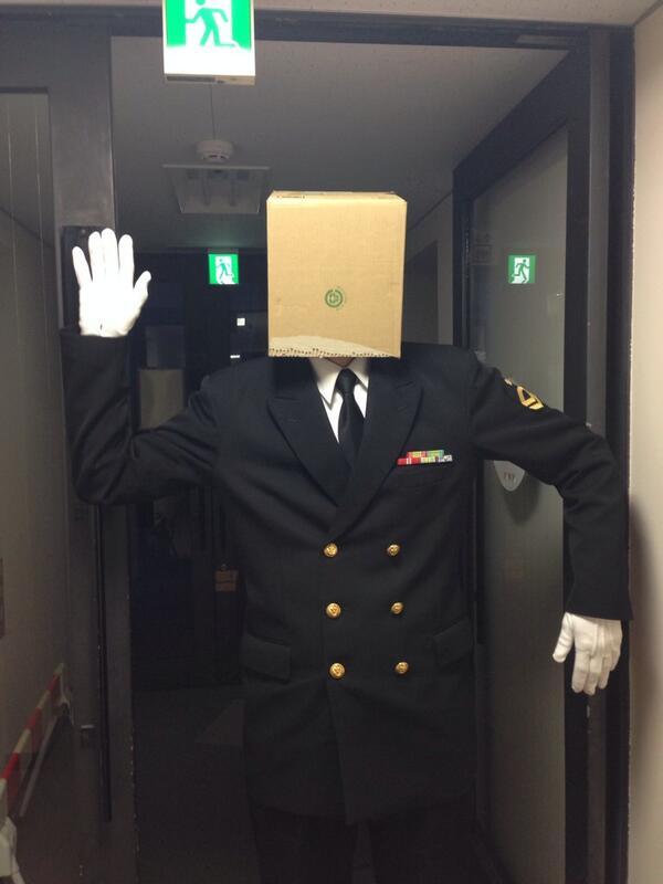(´-`).。oO(この間、先輩に言われたんですよ。冬制服に白手付けると映画によく居る奴に似てないか?と。試しに撮って貰ったらそれっぽかった。)