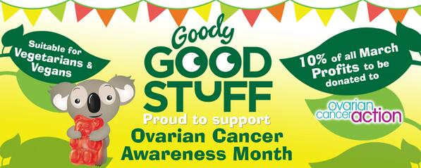 As part of #ovariancancerawarenessmonth we're giving away goodies. RT & follow for a chance to win! @OvarianCancerUK http://t.co/4Wa3uY1FdH