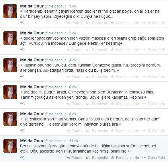 Burak Can'ın öldürülmesi ile ilgili @meldaonur'dan çok önemli notlar. Okumadan geçmeyin. http://t.co/hiURQFxe6j