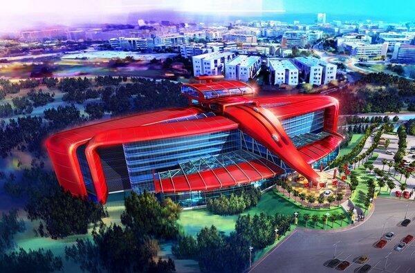 Ferrari tindrà el 2016 el seu propi parc temàtic a #PortAventura http://t.co/cNModmn1m1 http://t.co/iFo4x3L1ug